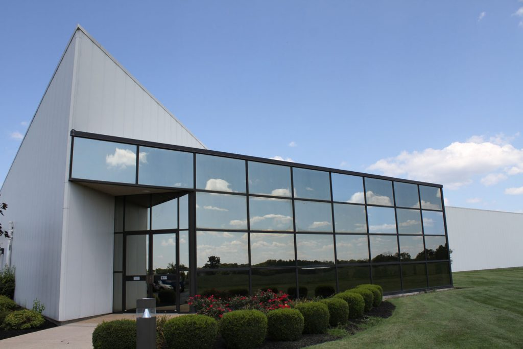 Sankyo Automation Plant in Sidney Ohio